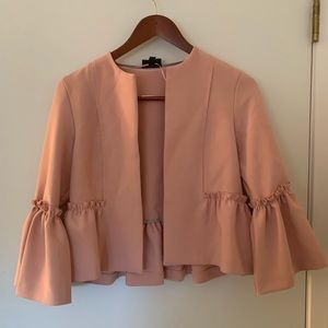 Top Shop Pink Blazer